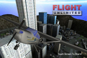 Flight Unlimited タイトル