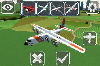 Lockheed HC-130J PocketWings