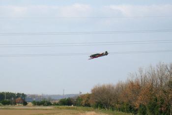 風の中を駆け回る Fw-190 D