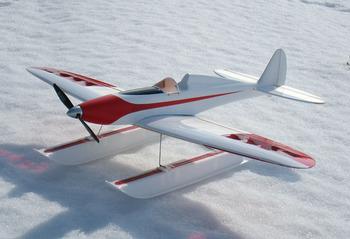雪上のSilky Wind 400S