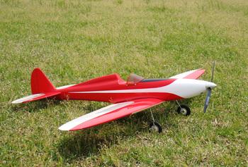 初飛行準備 Silky Wind 400S