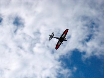 青空を駆けるSilky Wind 400S