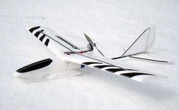 スキー板を装着